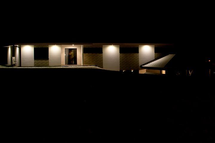 Sweet home :) - 5.12. 2012 osvětlení v plné kráse