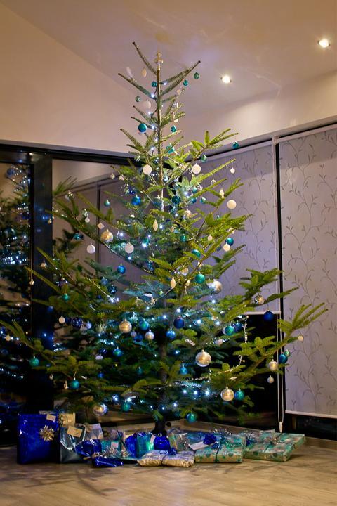 Sweet home :) - stromeček - 1. vánoce v baráčku