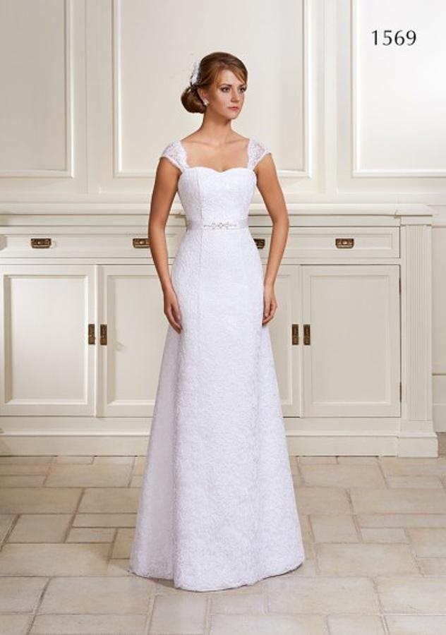 Přijďte si vyzkoušet nové modely svatebních šatů - Obrázek č. 2