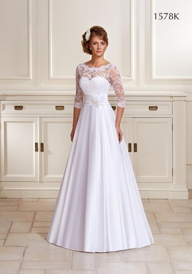 Přijďte si vyzkoušet nové modely svatebních šatů - Obrázek č. 3