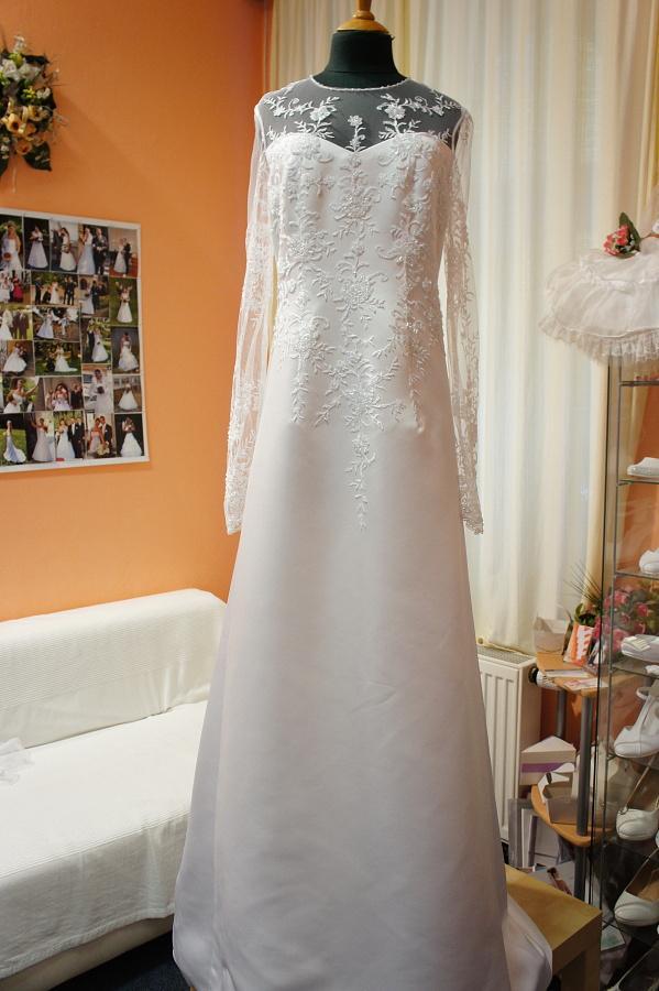 Netradiční svatební šaty na prodej - Obrázek č. 5