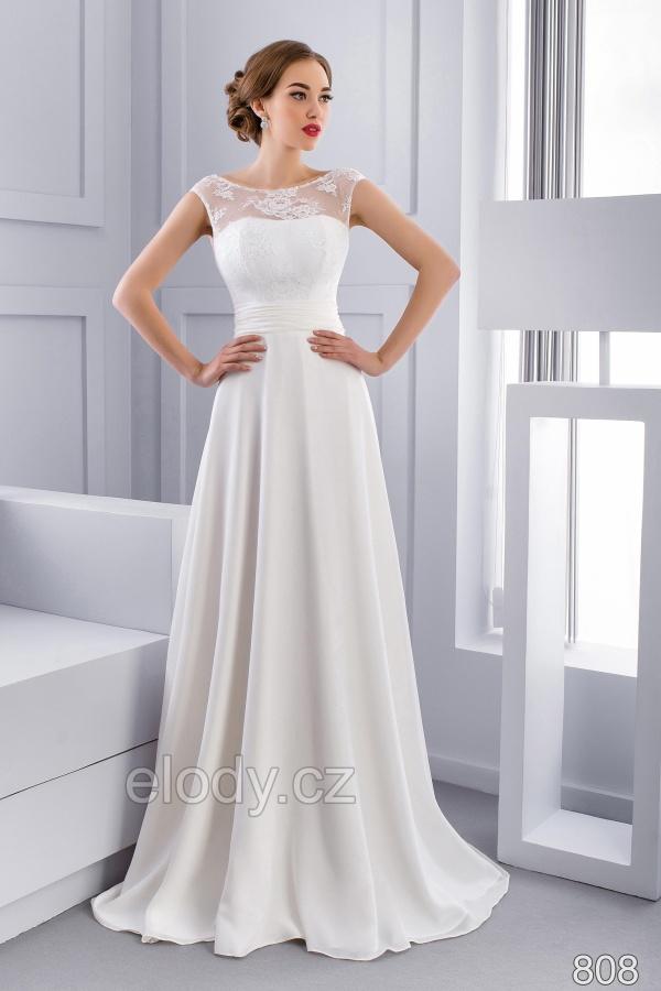V nabídce máme nové svatební šaty od firmy ELODY - Přijďte si vyzkoušet krásné nové modely od firmy ELODY