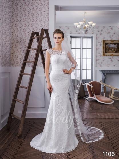 Milé nevěsty, opět jsou pro Vás připravené zcela nové šaty zn. ELODY - Obrázek č. 4