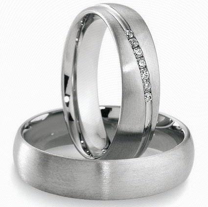 Nové modely snubních prstenů z chirurgické oceli, přijďte si je vyzkoušet. - Obrázek č. 3