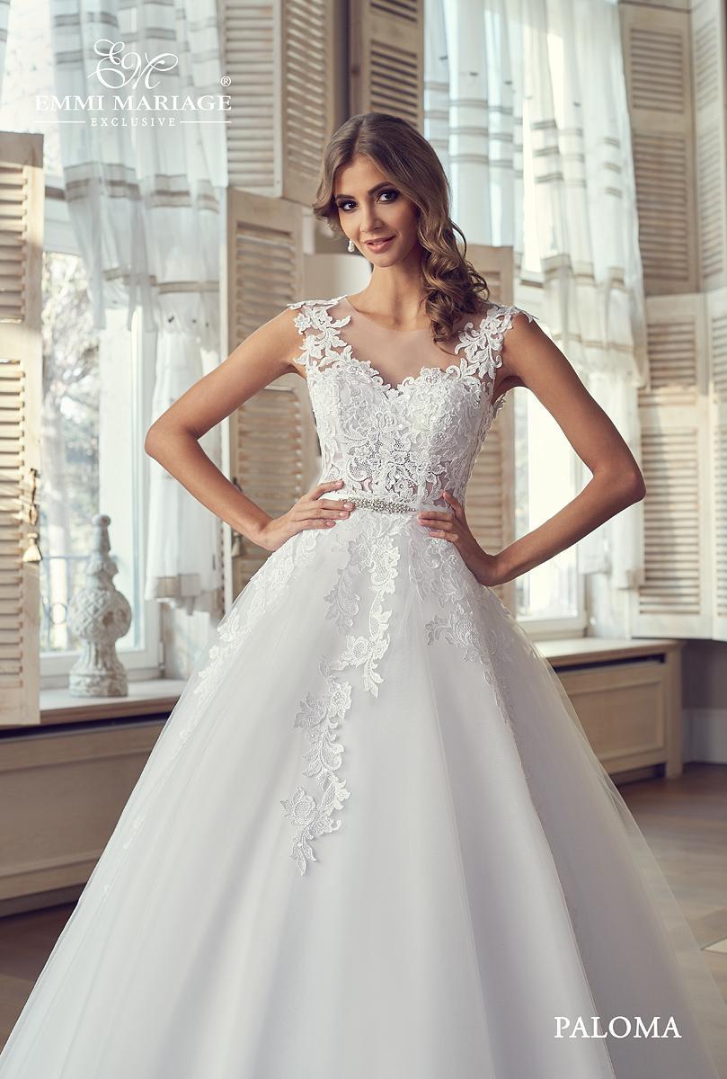 Nádherné šaty Emmi Mariage jsou již k dispozici našim nevěstám :-) - Obrázek č. 1