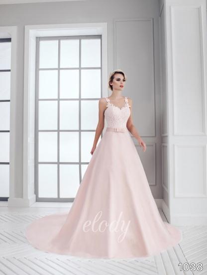 Svatební sezona 2018 se blíží. Přijďte si prohlédnout a vyzkoušet nové krásné šaty Elody. Rádi Vám pomůžeme s výběrem střihu, barvy i velikosti. - Obrázek č. 2
