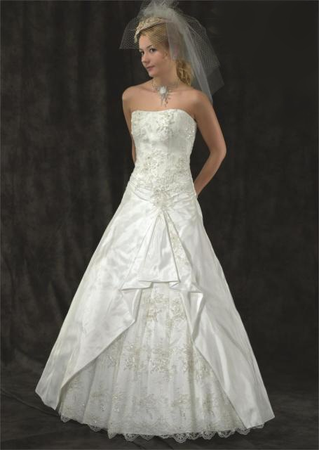 Výprodej svatebních šatů od 1500 Kč - Obrázek č. 2