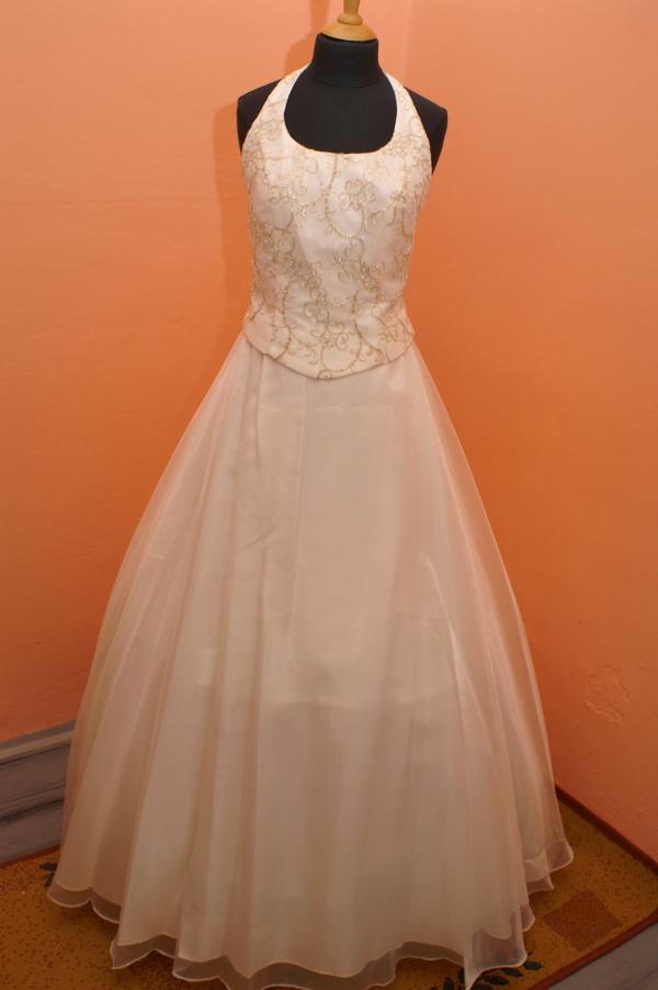 Výprodej svatebních šatů od 1500 Kč - Vel.36 - 1500 Kč