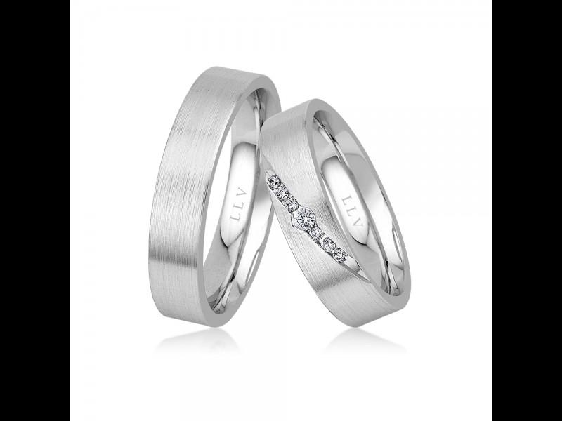 Nová kolekce zlatých snubních prstenů - Obrázek č. 1