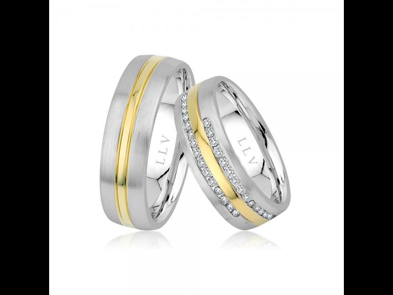 Nová kolekce zlatých snubních prstenů - Obrázek č. 25