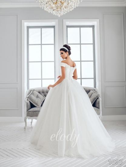 Nové svatební šaty Elody na prodej - prodejní  cena 11880 Kč, vel.34