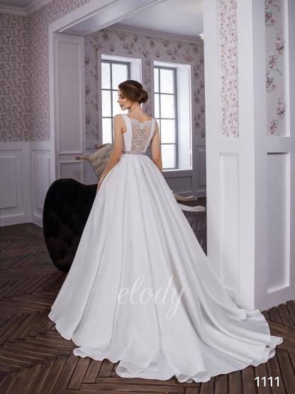 Nové svatební šaty Elody na prodej - prodejní cena 15000 Kč, vel.40