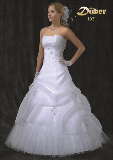 Velký výprodej svatebních šatů od 1500 - 2900 Kč. - Obrázek č. 3