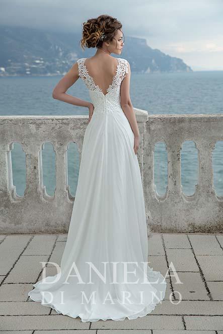 Na letní svatby lehké šifonové sukně s krajkovým živůtkem. Stačí si jen přijít vybrat. - Obrázek č. 4