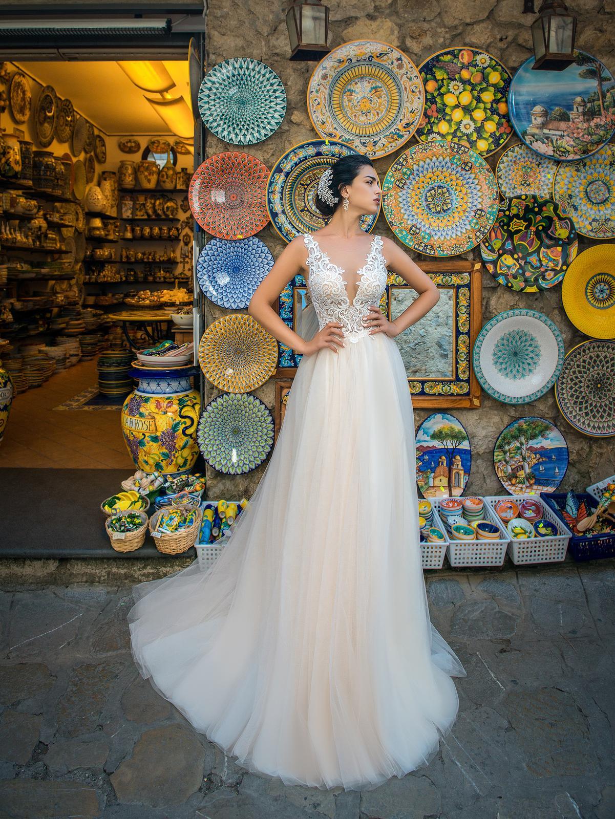 @aknajjanka Lehké, jednoduché šaty... - Obrázek č. 3