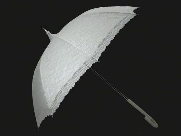 Svatební deštník krajkový - Obrázek č. 1