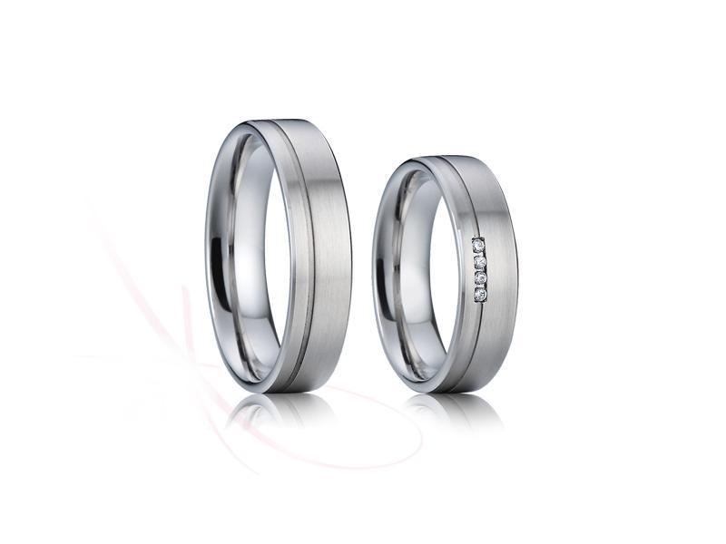 snubní prsteny z chirurgické oceli č.010 - Obrázek č. 1