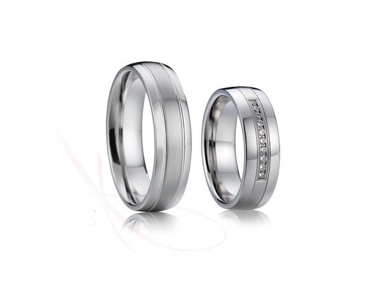 snubní prsteny z chirurgické oceli č.015 - Obrázek č. 1