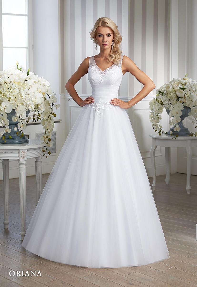 Svatební šaty Emmi Mariage - Obrázek č. 2