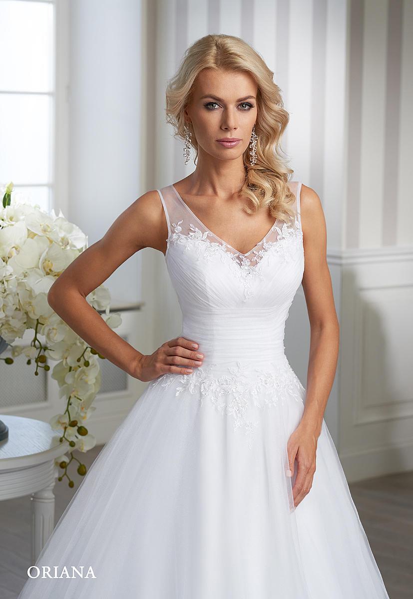 Svatební šaty Emmi Mariage - Obrázek č. 1