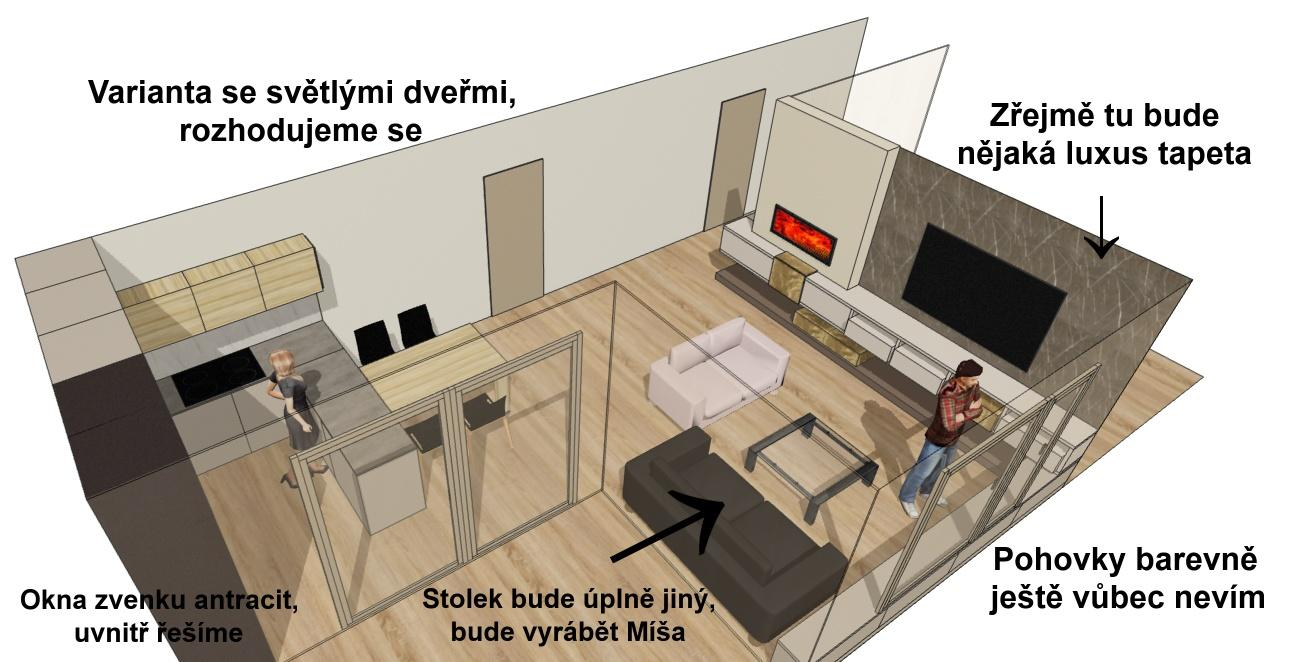 My budeme mít podlahu... - Obrázek č. 2
