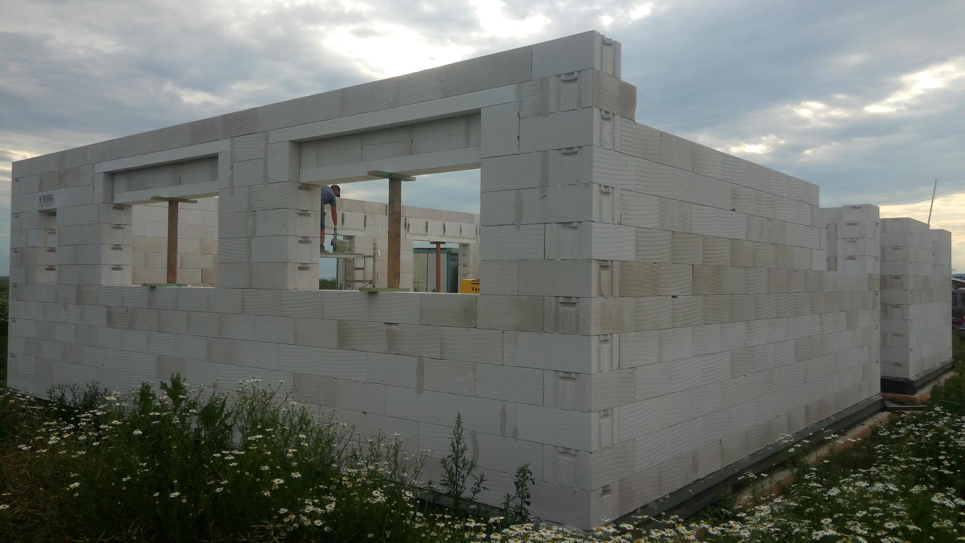 Krabička plná snů - hrubá stavba - Obrázek č. 11