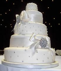 Vyzdoba a svadobna torta - Obrázok č. 1