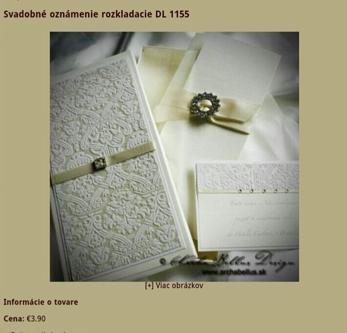 Oznamenie a vsetko potrebne - Obrázok č. 25