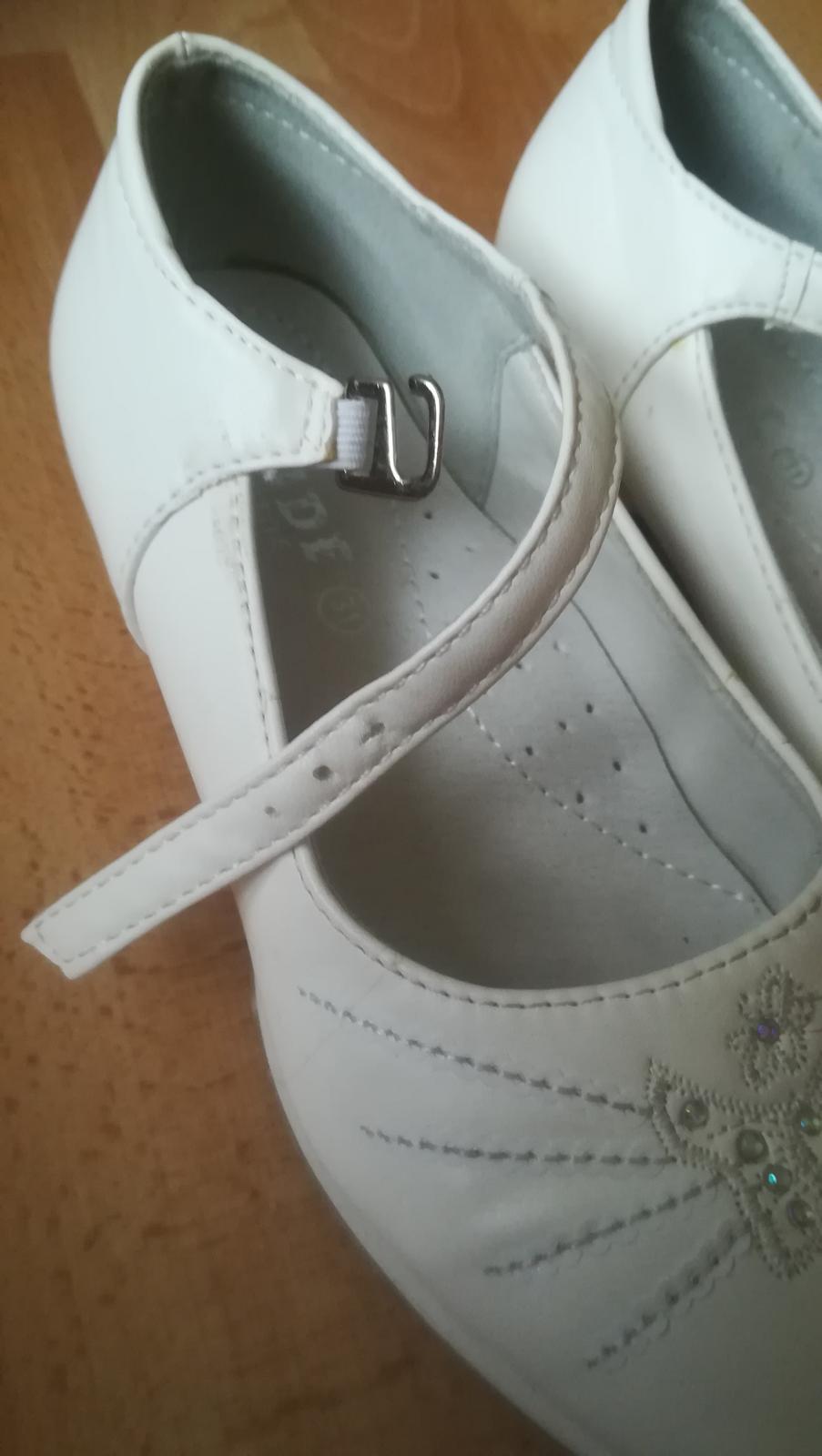 Biele topánočky  - Obrázok č. 4