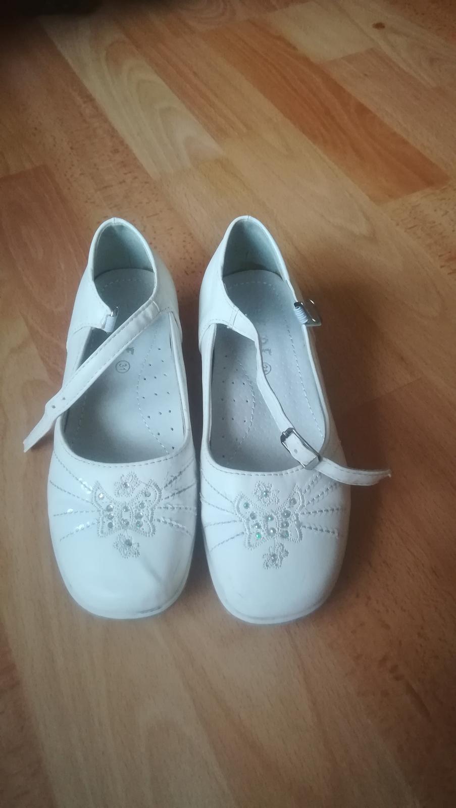 Biele topánočky  - Obrázok č. 1