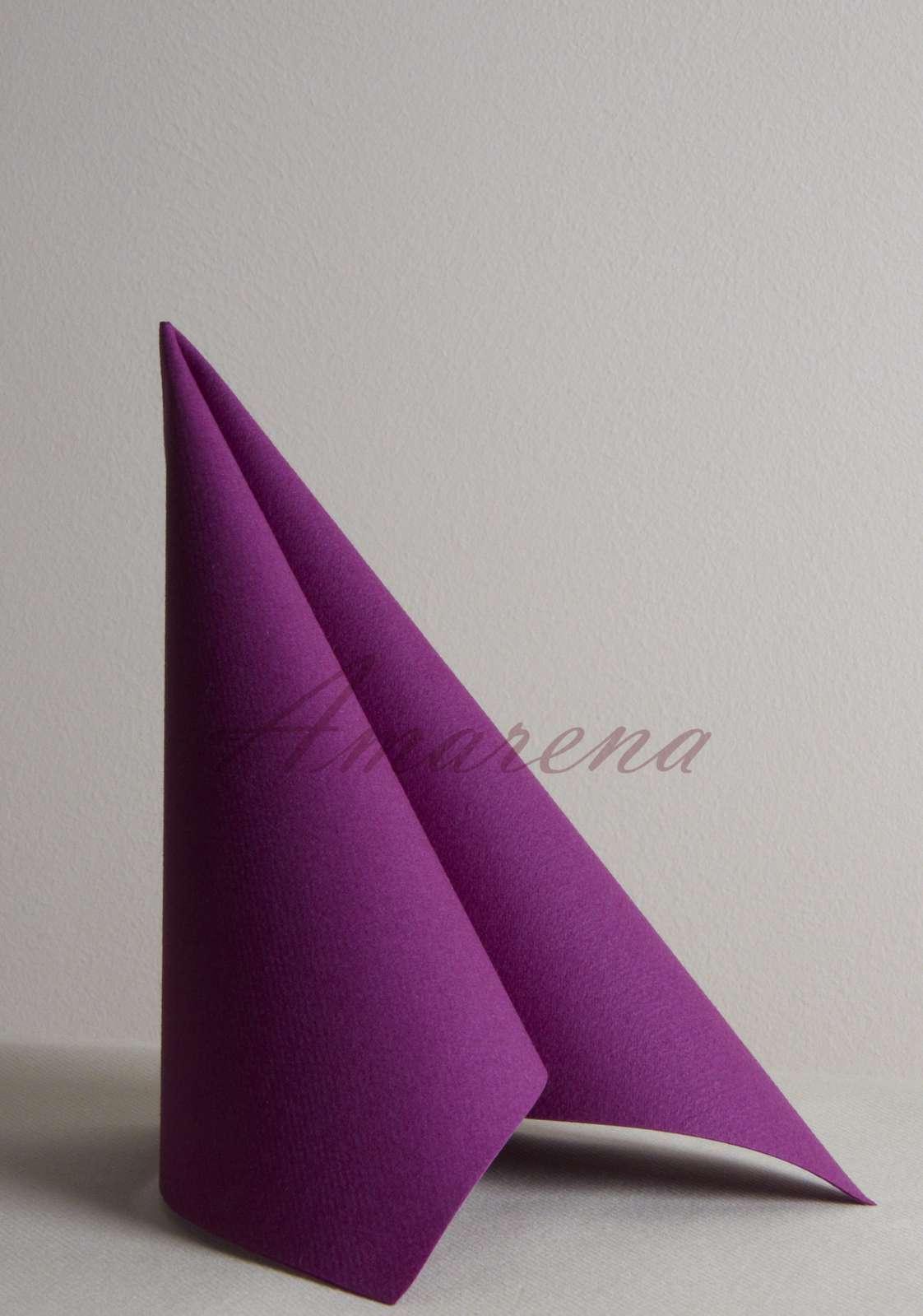 jednofarebné servítky z netkanej textílie - Obrázok č. 1
