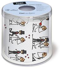 Toaletný papier darčekový  - Obrázok č. 1