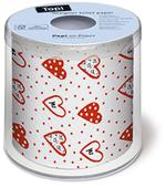 Toaletný papier darčekový ,