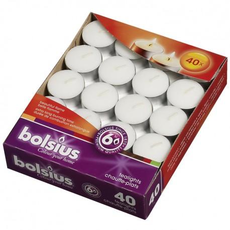 Čajové sviečky zn. Bolsius - Obrázok č. 1