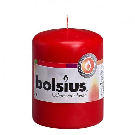 Sviečka valcová zn. Bolsius 80/50mm - Obrázok č. 1