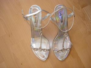 moje popolnočné sandálky