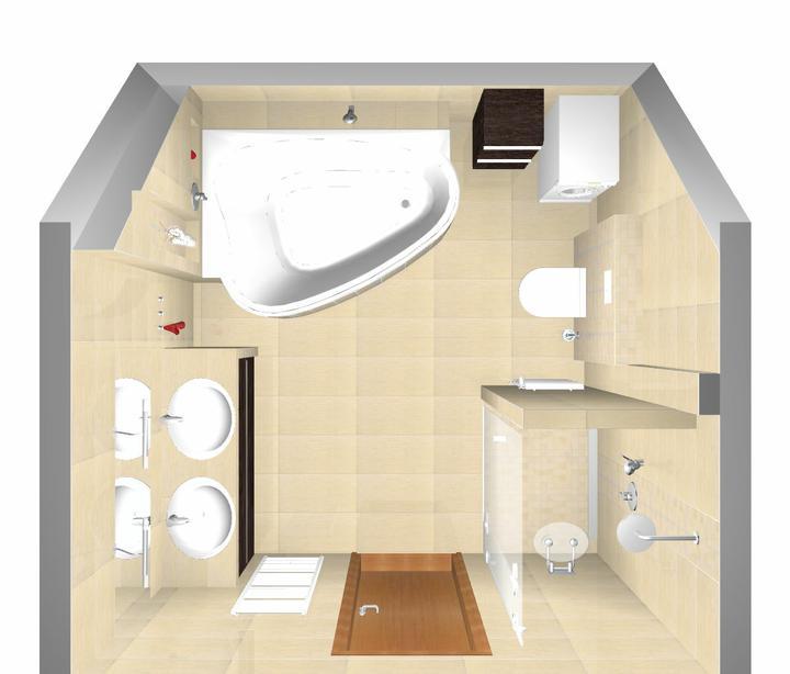 Byvanie - navrh na kupelnu