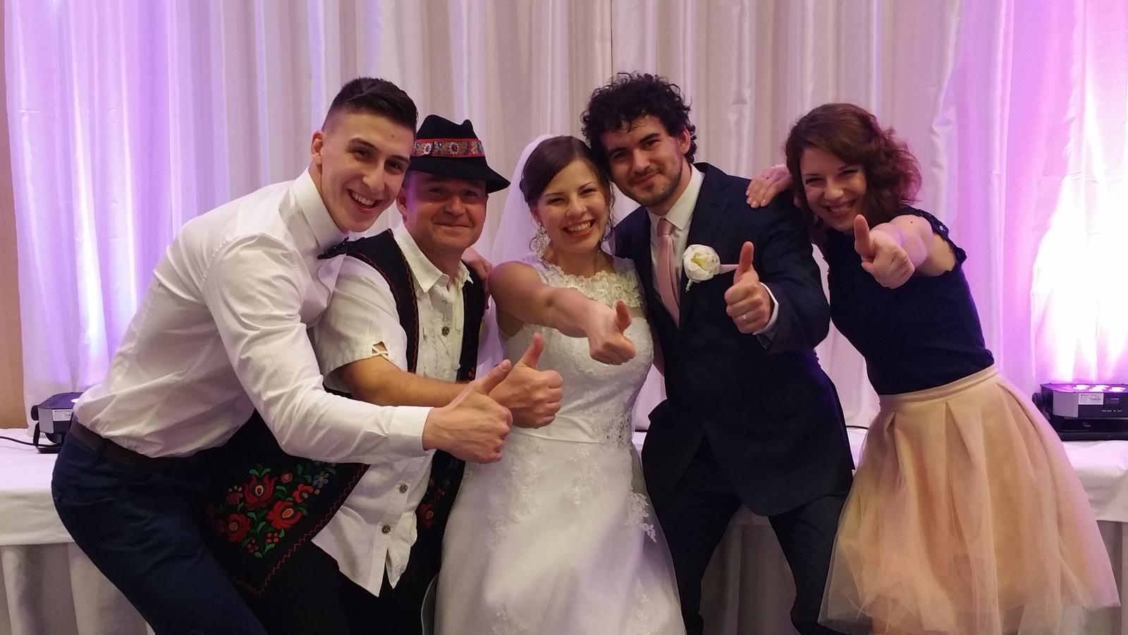 Svadby odohrate 2015-2016.... - Obrázok č. 10