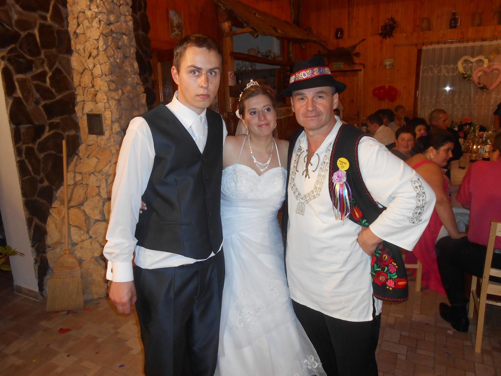 Svadby odohrate 2015-2016.... - Obrázok č. 15
