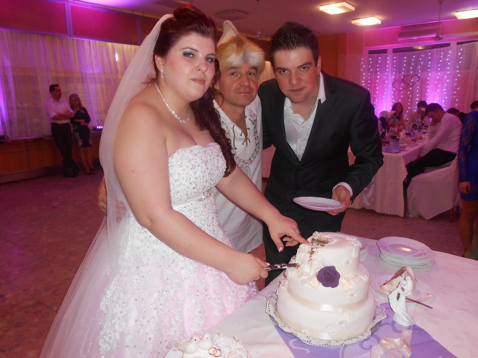 Svadby odohrate 2015-2016.... - Obrázok č. 18