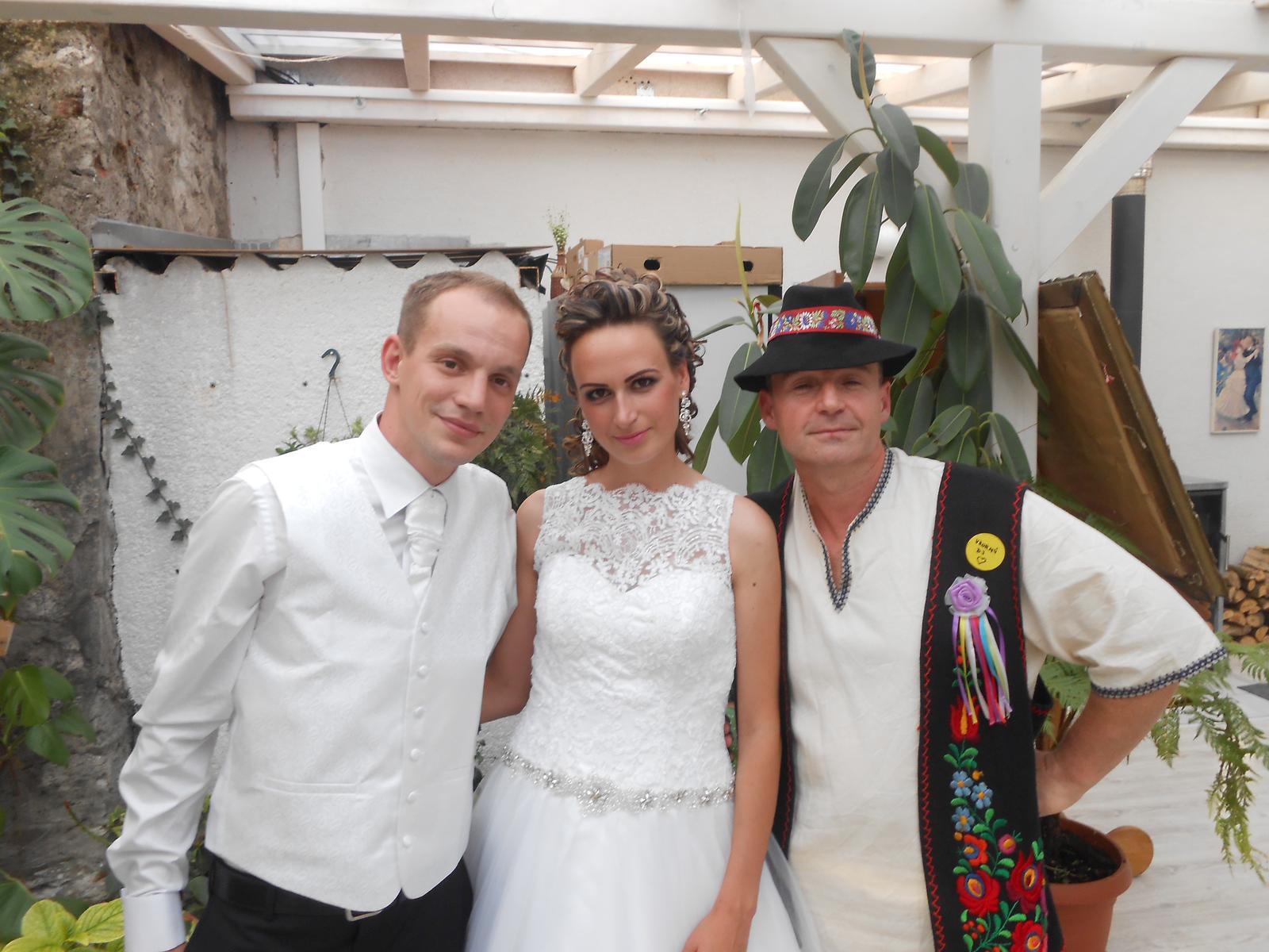 Svadby odohrate 2015-2016.... - Obrázok č. 27