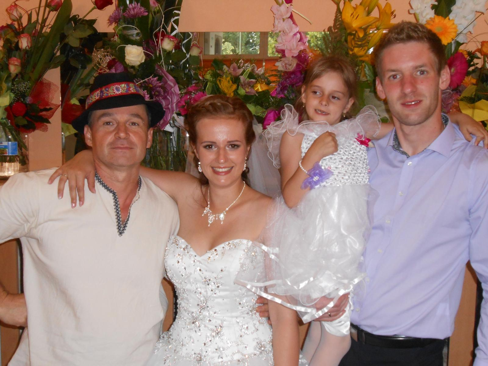 Svadby odohrate 2015-2016.... - Obrázok č. 33