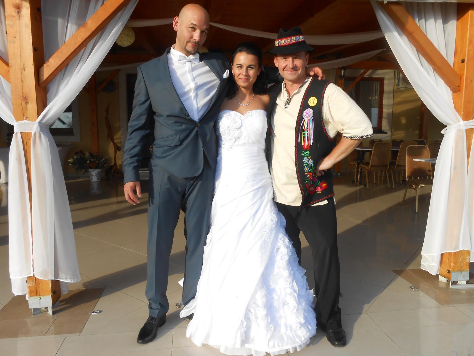 Svadby odohrate 2015-2016.... - Obrázok č. 35