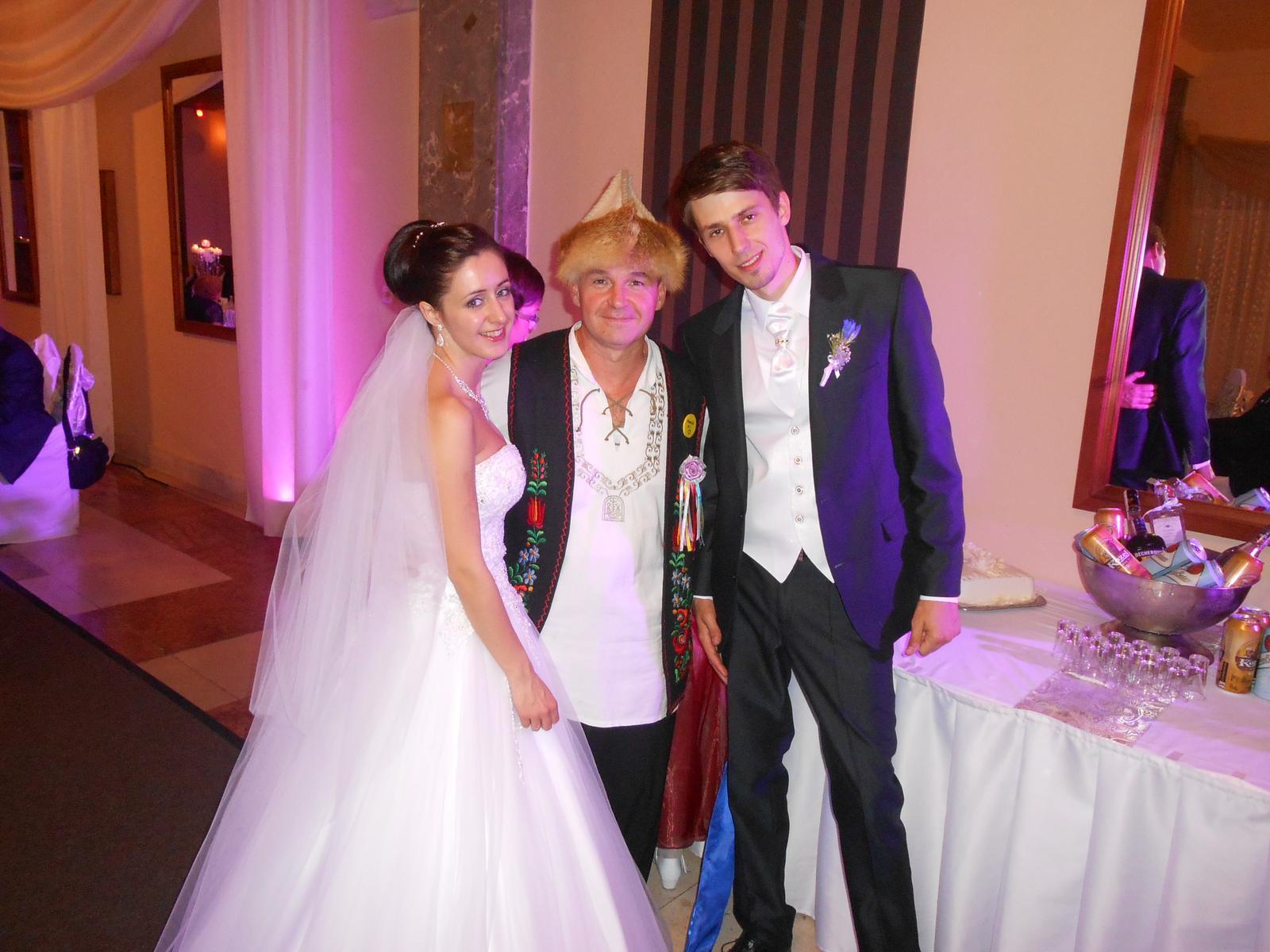 Svadby odohrate 2015-2016.... - Obrázok č. 38