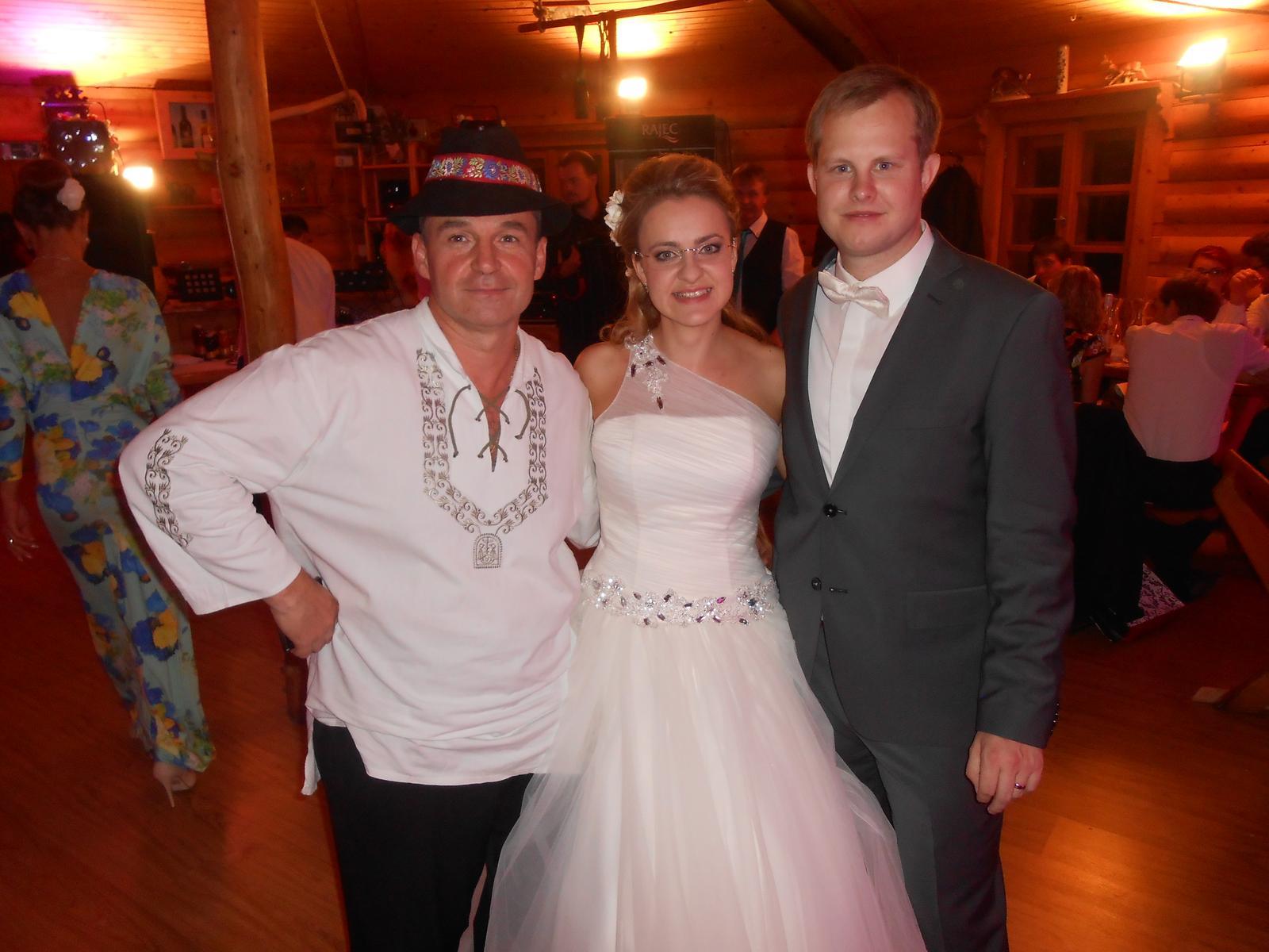 Svadby odohrate 2015-2016.... - Obrázok č. 40