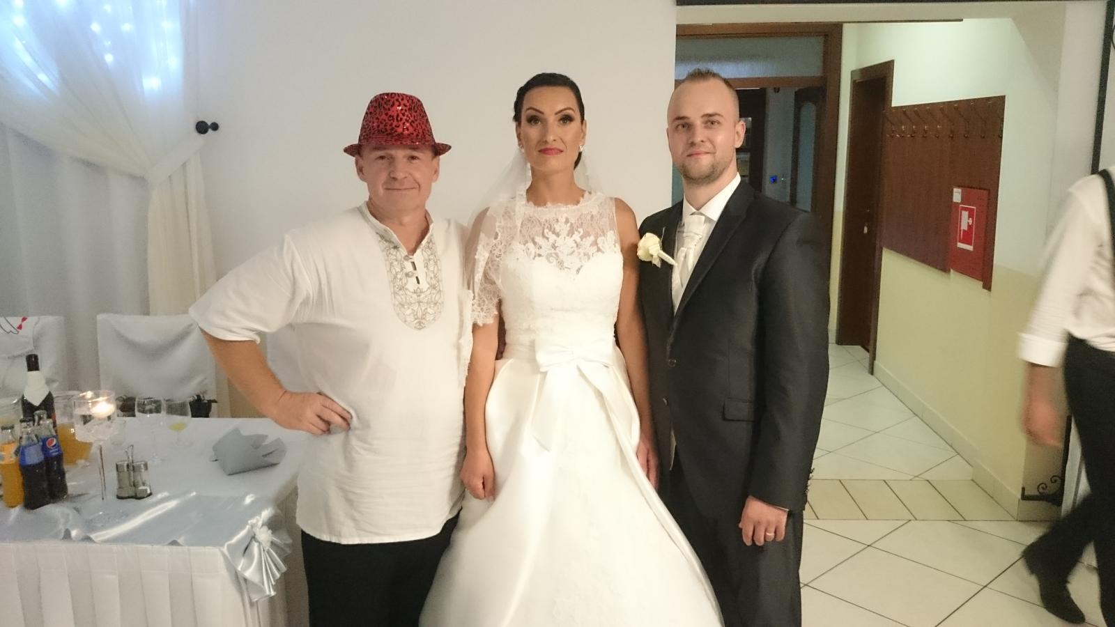 Svadby odohrate 2015-2016.... - Obrázok č. 58