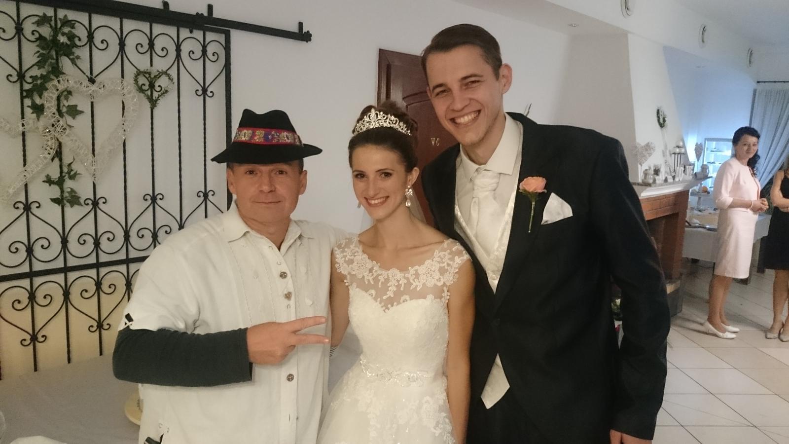 Svadby odohrate 2015-2016.... - Obrázok č. 50
