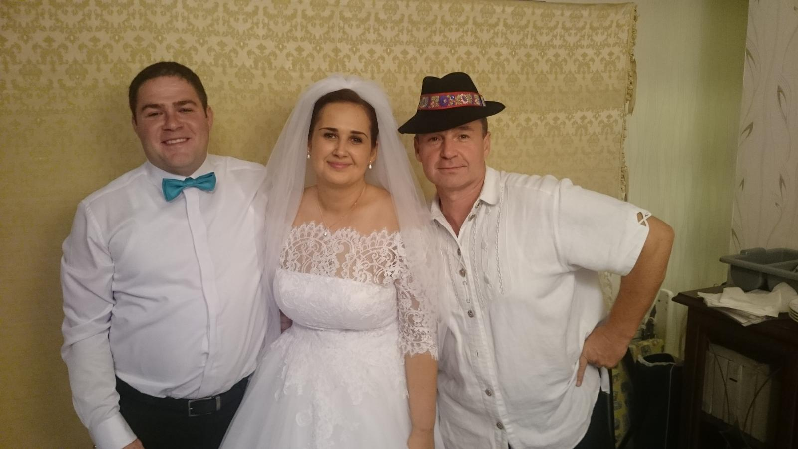 Svadby odohrate 2015-2016.... - Obrázok č. 51