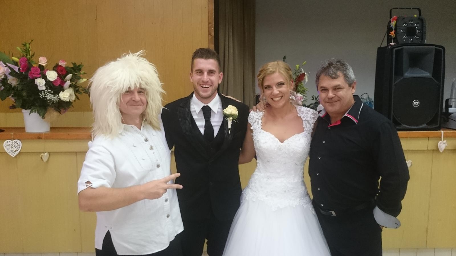 Svadby odohrate 2015-2016.... - Obrázok č. 53