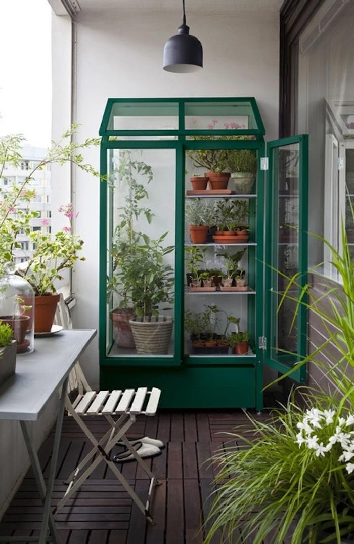 Balkónovanie - Balkónový skleník